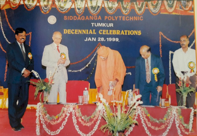 Decennial Celebrations
